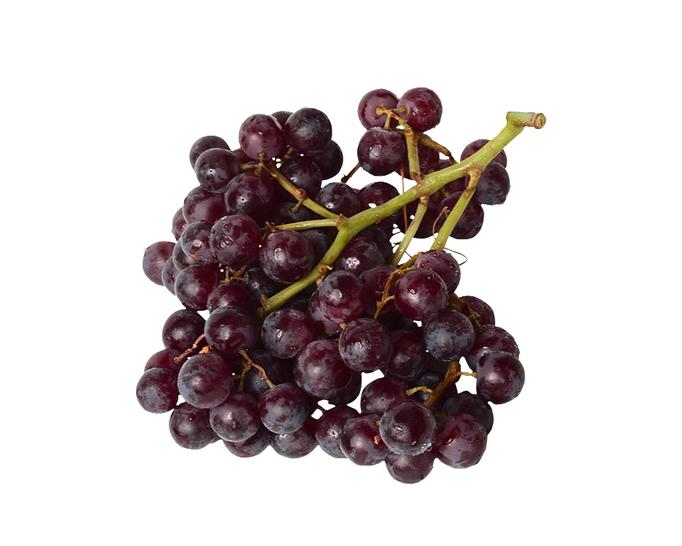 Виноград черный, 1 кг